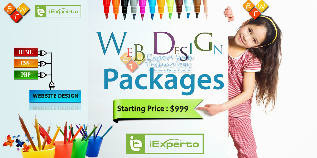Cheap Web Designing Packages for lucrative business outcomes